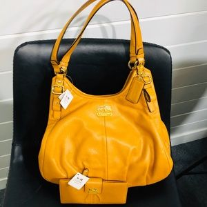 Coach Bag & Wallet
